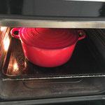 Im Ofen garen