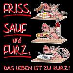 Computerillustration für die Fa. Schneiders Allerlei in Ludwigsburg