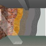 Phase 5 _ Wand mit Isolierbeschichtung
