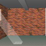Phase 3 _ Freigelegtes Mauerwerk