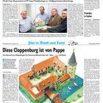 Artikel in der MÜNSTERLÄNDISCHEN TAGESZEITUNG