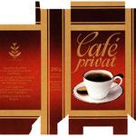 Verpackungsentwurf für AZUL-Kaffee, Bremen