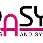 Firmensignet OASYS, Entwurf und Reinzeichnung