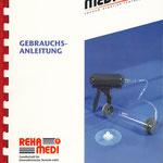 Informationsbroschüre zum MEDILIFT-System der Firma REHAMEDI