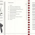 Informationszeichnungen zum MEDILIFT-System der Firma REHAMEDI