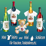 Werbeillustration für die Fa. Schneiders Allerlei in Ludwigsburg