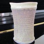 焼き締めマグカップ