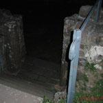 In dieser Richtung geht es weiter bei der Paranormal-Untersuchung auf Burg #Hohenecken. #Ghosthunters #paranormal