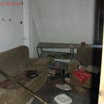 Dieses Sofa lädt nicht mehr wirklich zum Verweilen ein. #Ghosthunter #Geisterjäger #paranormal #ghost