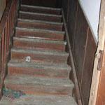 Treppe zum ersten OG. #Ghosthunter #Geisterjäger #paranormal #ghost
