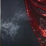 Canon EOS 600D mit Blitz, Zigarettenrauch