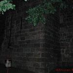 Ins Dunkle fotografiert während der Paranormal-Untersuchung auf Burg #Hohenecken. #Ghosthunters #paranormal