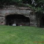 Unser Basislager bei der Paranormal-Untersuchung auf Burg Hohenecken #Ghosthunters #paranormal