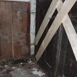 Die Eingangstür, von innen verschlossen. #Ghosthunter #Geisterjäger #paranormal #ghost