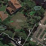 Skizze PU Soldatenfriedhof