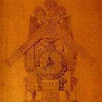 La casa con patas de gallina (La bruja Baba- Yaga)