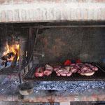 Nix für Vegetarier: ein typisch argentinisches Asado