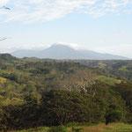 Aussicht von der Finca Cañas Castilla