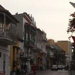 Die Gassen von Cartagena: historischer Stadtteil