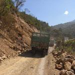 Unterwegs auf den Strassen Guatemalas
