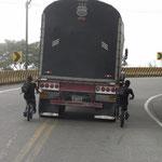 Radfahren auf kolumbianisch