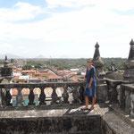 Auf den Dächern von Leon