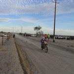 Nein, wir waren nur Zuschauer: das Offroad-Rennen Baja 1000
