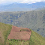 Auf dem Weg durch die Anden Kolumbiens