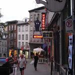 Die Strassen von Québec-Stadtz