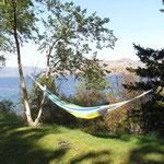 Wunderschöner Platz im Okanagan Lake Provincial Park