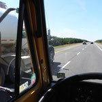 Unterwegs auf den Highways Canadas
