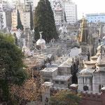 Der Friedhof von Recoleta
