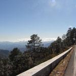 Auf dem Weg nach Zacatecas: El Espinazo del Diablo
