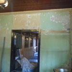 Renovierung Gaststättenbereich