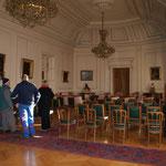 Salle des mariages avant installation
