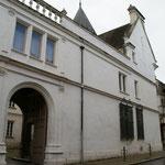Hôtel de Marisy XVIe siècle (Près de l'église sainte Madeleine)