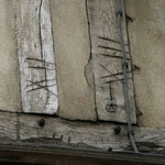 Maison du Chanoine  - avec la vue des n° de repérage