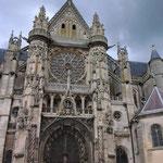 Senlis 11 04 12 Cathédrale portail nord