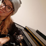 Klavier- & Keyboardlehrerin Miriam