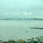 Le pont viaduc de l'Île de Ré