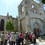 L'église de Saint-Martin en Ré