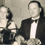 Franz Krebs mit Tochter Annetraud