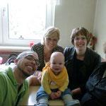 Uroma Oma, Mami, Papi und ich