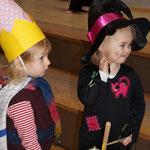 Der König und die kleine Hexe