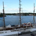 Stockholmer Hafen