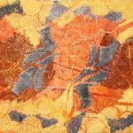 Öl auf Bütten, 60 x 200