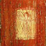 Öl auf Bütten, 31 x 41