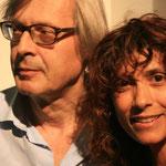 con Vittorio Sgarbi Biennale di Venezia Padiglione Calabria 2011