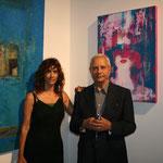 con l'Artista Lupinacci