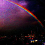 arcobaleno by nigth 2009